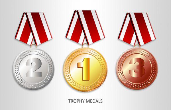 Vereinsbedarf Auszeichnungen und Ehrungen